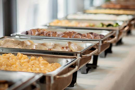 Corporate, Social & Non-profit Event Catering