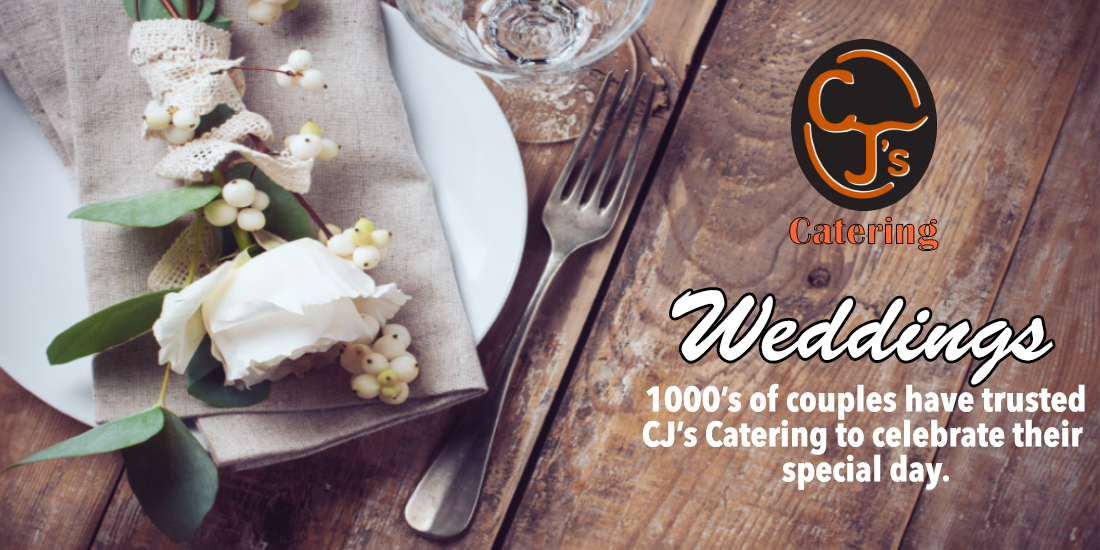 CJ's Wedding Catering